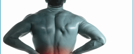 Back Pain Tips That Can Help You Out